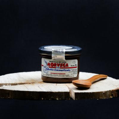 Bote morcilla con cebolla caramelizada Morvega