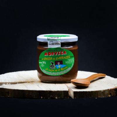 Bote morcilla con queso de Cabrales Morvega